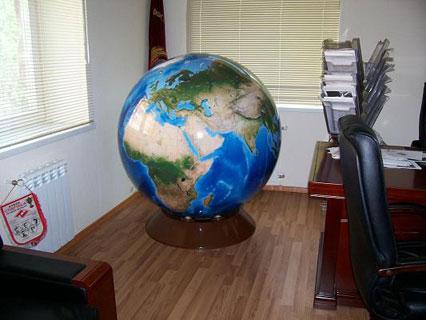 Географический глобус фотографии